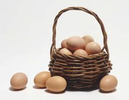 egg baskets do you think you re not resilient or do you an egg basket