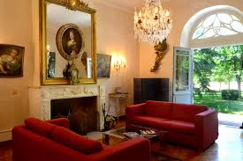 The Living Room Salon Rooms Near Toulouse And Carcassonne South Of France Château La