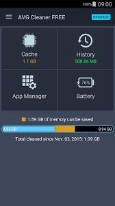 avg cleaner apk avg cleaner battery saver 2 5 1 apk for android