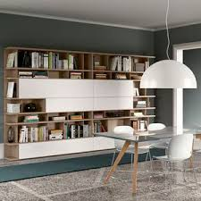 bureau bibliothèque intégré bibliothèque avec éclairage intégré tous les fabricants de l