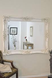 cozy shabby chic wall mirror shop shabby chic multi window shabby