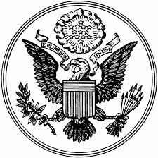 great seal of the united states coloring page coloring pages ideas