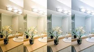 what type of lighting is best for a kitchen light bulb color temperature how to light a room