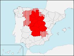 Spanish Speaking Countries Map Standard Spanish Is Castilian Or Peninsular Spanish The Standard