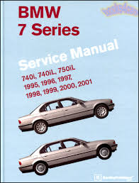 shop manual 740i 750i service repair bmw book bentley haynes e38