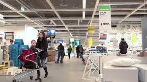 Business Interiors Group Krakow Poland June 11 2017 Business Interior Of Mall Shopping