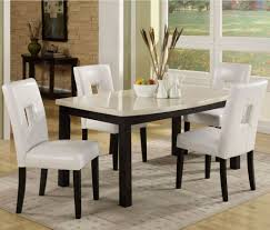 Round Glass Top Dining Table Set Kitchen Contemporary Dining Table Sets Cool Dining Room Tables