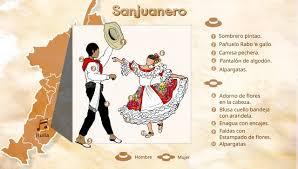 traje del sanjuanero huilense mujer y hombre para colorear trajes típicos de colombia sanjuanero youtube