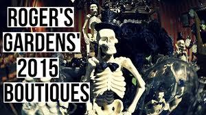halloween city bellingham wa roger u0027s gardens u0027 2015 halloween u0026 christmas boutiques vlog 015