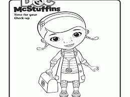 doc coloring pages coloring
