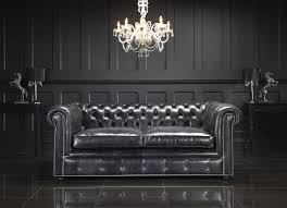 studded leather sectional sofa pin by erik smith on bachelor pad pinterest chesterfield