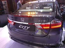 new honda city car price in india honda city 2017 launched in india ex showroom prices start at rs