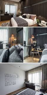 Black Feature Wall In Bedroom 1214 Best B E D R O O M Images On Pinterest Master Bedrooms