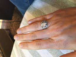 engagement rings hands images 13 things people wish they 39 d known before buying engagement rings JPG
