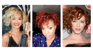 perms for fine hair before and after short hair perms youtube