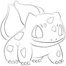 bulbasaur coloring pages getcoloringpages com