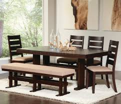 104081 travis dining table in cappuccino by coaster w options