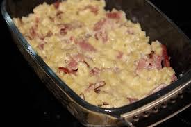 cuisiner les crozets crozets à la carbonara dine move