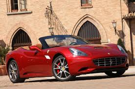 Ferrari California Back - 2013 ferrari california w video autoblog
