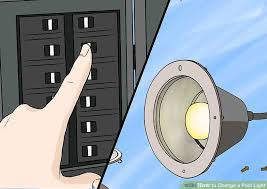 how to change a pool light how to change a pool light 14 steps with pictures wikihow