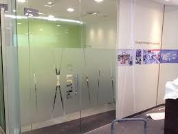 glass door decals frosted glass office door image collections glass door interior