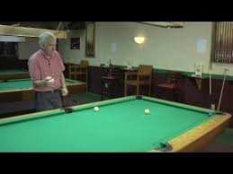 How To Play Pool Table How To Play Billiards Billiards Curving The Cue Ball Youtube