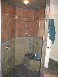 travertine tile ideas bathrooms master bath shower tile patterns color porcelain scheme in