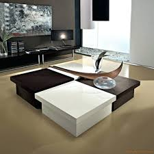 extra large square coffee table suitable for gathering