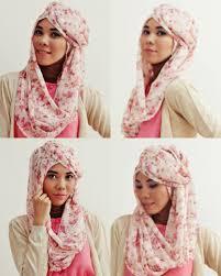 tutorial jilbab ala ivan gunawan gambar tutorial hijab elzatta 2018 tutorial hijab