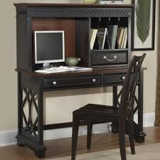 Black Desks With Hutch Interior Best Top Collections Writing Desk With Hutch For In Small
