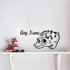 stickers deco chambre garcon personnalisé enfant nom stickers muraux garçons chambre bébé