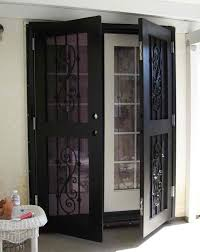 Patio Door Gates Uses And Advantages Of Security Doors For Your Home Patio Screen