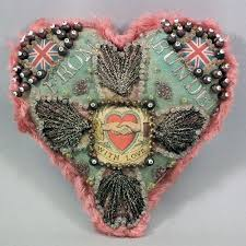 exploring craftivism history sweetheart pin cushions craftivism