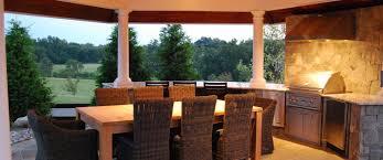 outdoor spaces custom landscape design