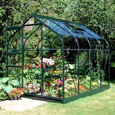 6ft X 8ft Greenhouse Halls 8ft X 6ft 2 57m X 1 93m Supreme 86 Greenhouse U2013 Next Day