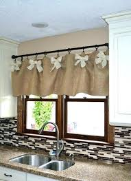 valance ideas for kitchen windows kitchen valance ideas alluring kitchen best valance images on bay