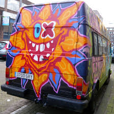 van volkswagen hippie the world u0027s best photos of graffiti and raubot flickr hive mind