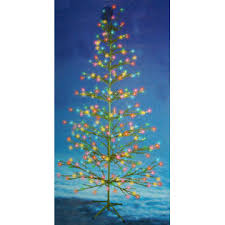 everstar 6 pre lit green shimmering tree 350