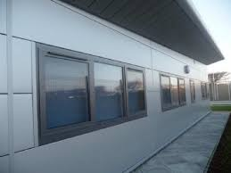 Schuco Curtain Wall Systems Windows And Doors Corporate Industrial Retail Anglian