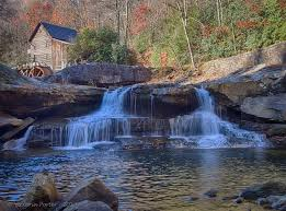scenic glade creek grist mill in babcock state park west u2026 flickr