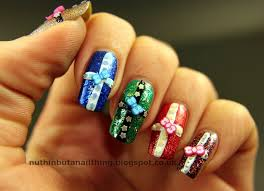 123 best christmas time nails images on pinterest holiday nails