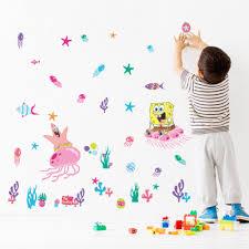 online get cheap spongebob wall decor aliexpress com alibaba group