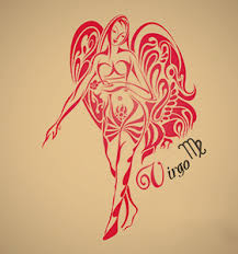 virgo tattoo designs