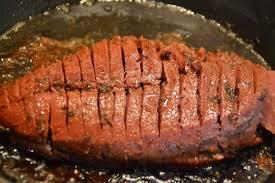 comment cuisiner le magret de canard a la poele recette facile magret de canard mariné à la tomate recettes