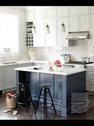 White Blue Kitchen Kitchen Astonishing White Kitchen Island Design Kitchen Islands