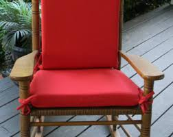 rocking chair cushion etsy