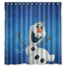 frozen home decor