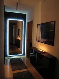 Led Strip Lights Kitchen by Ikea Mirror Transformed With Nightclub Chic Led Lighting U2014 Ikea