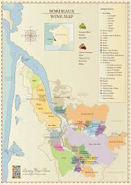 Italy Wine Regions Map by Bordeaux Wine Region Map Cellartours