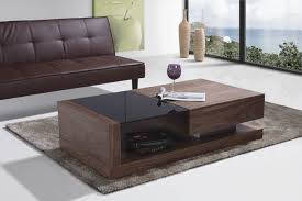 living room furniture tables sofa modern sofa table with black glass on top modern white leather